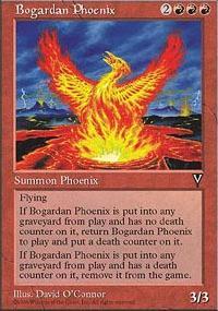 Bogardan Phoenix - Visions