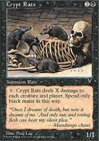Crypt Rats - Visions