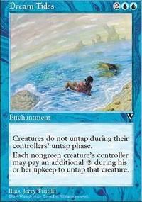 Dream Tides - Visions