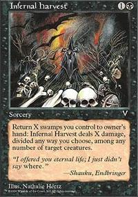 Infernal Harvest - Visions