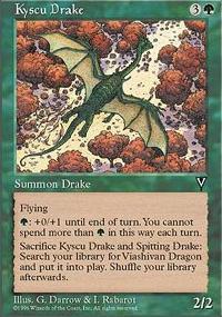 Kyscu Drake - Visions