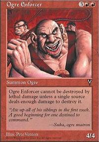 Ogre Enforcer - Visions
