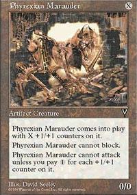 Phyrexian Marauder - Visions