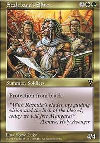 Scalebane's Elite - Visions