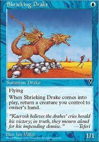 Shrieking Drake - Visions