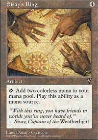 Sisay's Ring - Visions