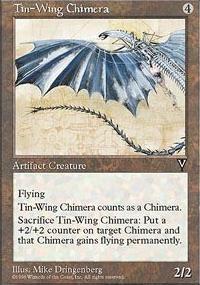 Tin-Wing Chimera - Visions