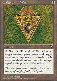 Triangle of War - Visions
