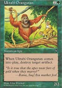 Uktabi Orangutan - Visions