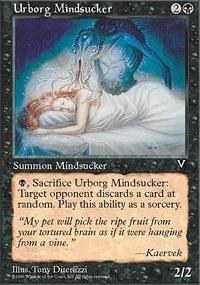 Urborg Mindsucker - Visions