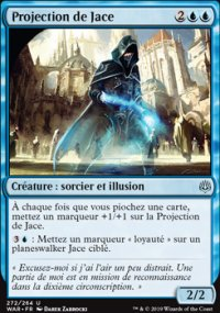 Projection de Jace -