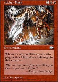 Aether Flash - Weatherlight