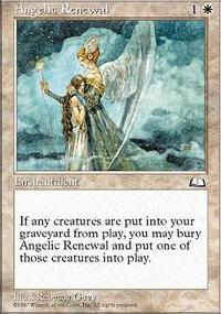 Angelic Renewal - Weatherlight