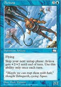 Avizoa - Weatherlight