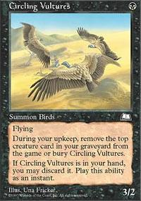 Circling Vultures - Weatherlight
