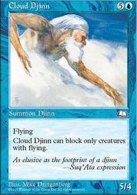 Cloud Djinn - Weatherlight