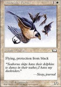 Duskrider Falcon - Weatherlight