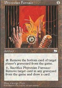 Phyrexian Furnace - Weatherlight