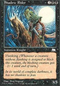 Shadow Rider - Weatherlight