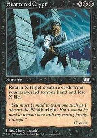 Shattered Crypt - Weatherlight