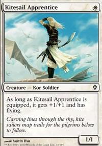 Kitesail Apprentice - Worldwake