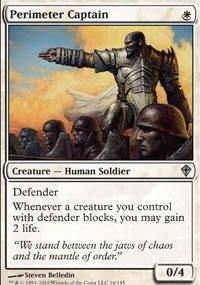 Perimeter Captain - Worldwake