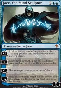 Jace, the Mind Sculptor - Worldwake