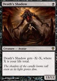 Death's Shadow - Worldwake