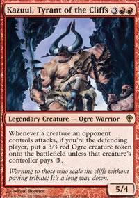 Kazuul, Tyrant of the Cliffs - Worldwake