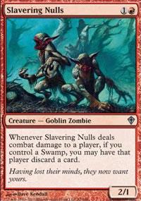 Slavering Nulls - Worldwake