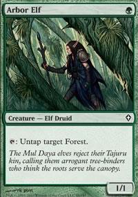 Arbor Elf - Worldwake