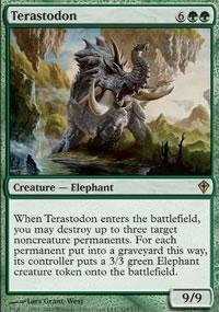 Terastodon - Worldwake