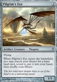 Pilgrim's Eye - Worldwake