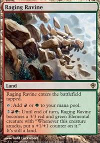 Raging Ravine - Worldwake