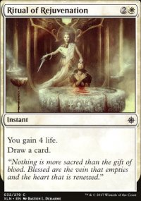 Ritual of Rejuvenation - Ixalan