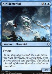 Air Elemental - Ixalan