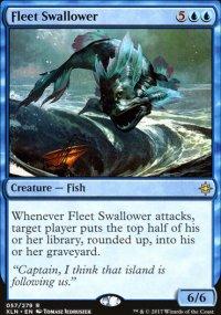 Fleet Swallower - Ixalan