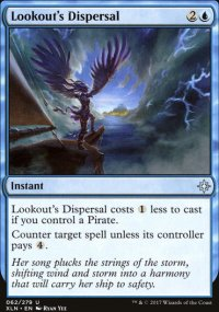 Lookout's Dispersal - Ixalan