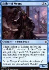 Sailor of Means - Ixalan