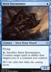 Siren Stormtamer - Ixalan