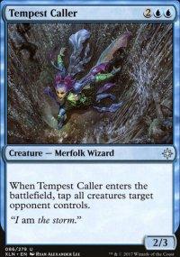 Tempest Caller - Ixalan