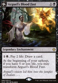 Arguel's Blood Fast - Ixalan