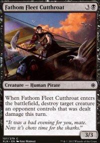 Fathom Fleet Cutthroat - Ixalan