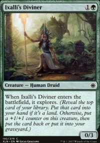 Ixalli's Diviner - Ixalan