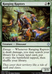 Ranging Raptors - Ixalan