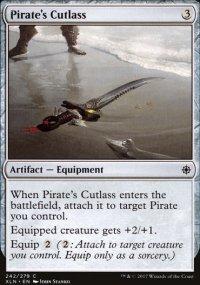 Pirate's Cutlass - Ixalan