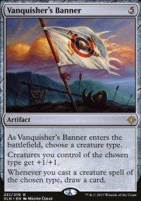 Vanquisher's Banner - Ixalan