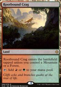 Rootbound Crag - Ixalan