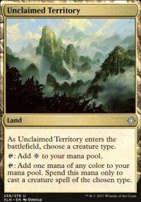 Unclaimed Territory - Ixalan