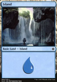 Island 1 - Ixalan